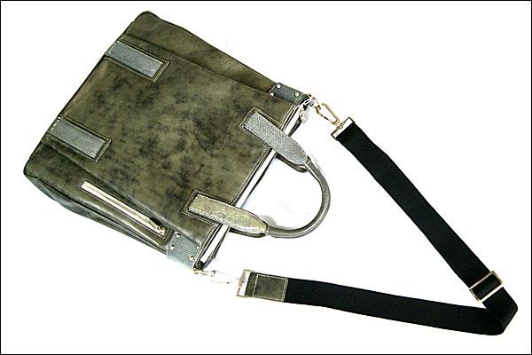Colore Borsa SC-001 zip Gray